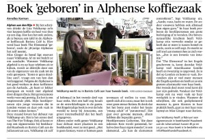 Interview Leidsch Dagblad